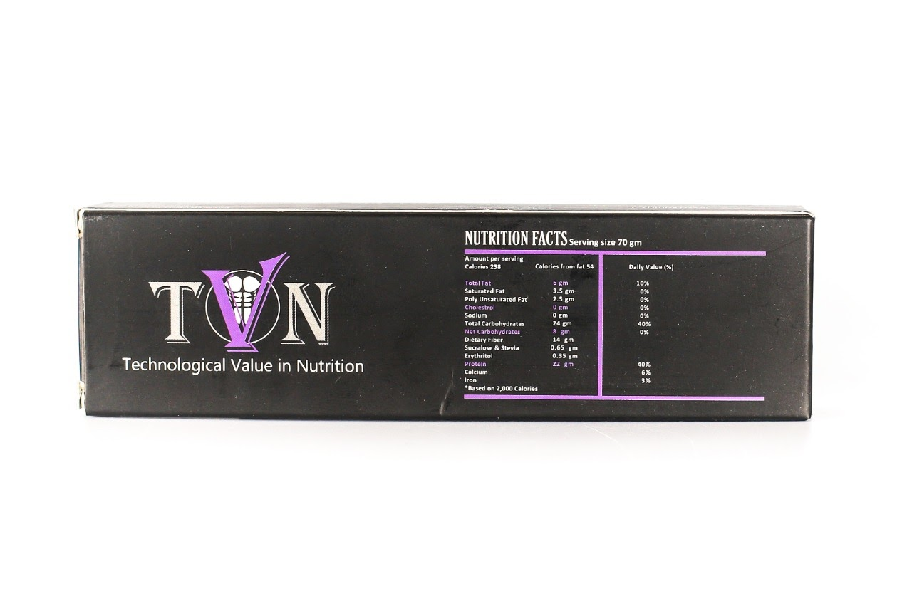 TVN Protein bar-Chocolate Cookies