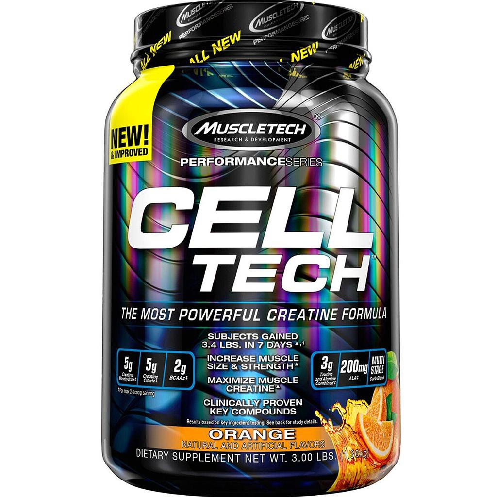 [631656703191] Muscletech Celltech-29Serv.-1.4KG-Orange