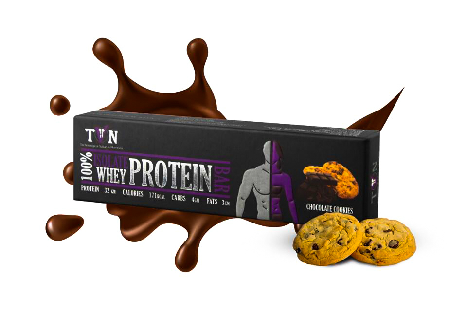 [6224009086313] TVN Protein bar-Chocolate Cookies