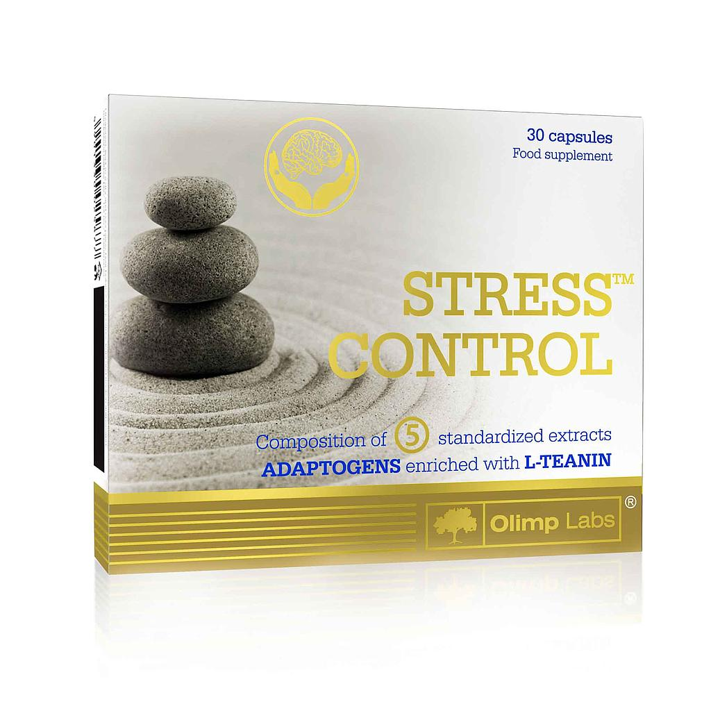 [5901330025877] Olimp Sport Nutrition Stress Control-15Serv.-30Caps.