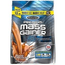 [631656251555] Muscletech Premium Mass Gainer-16Serv.-5.44KG-Deluxe Chocolate
