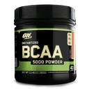[748927025200] Optimum Nutrition Instantized BCAA 5000 Powder-40Serv.-380g-Fruit Punch