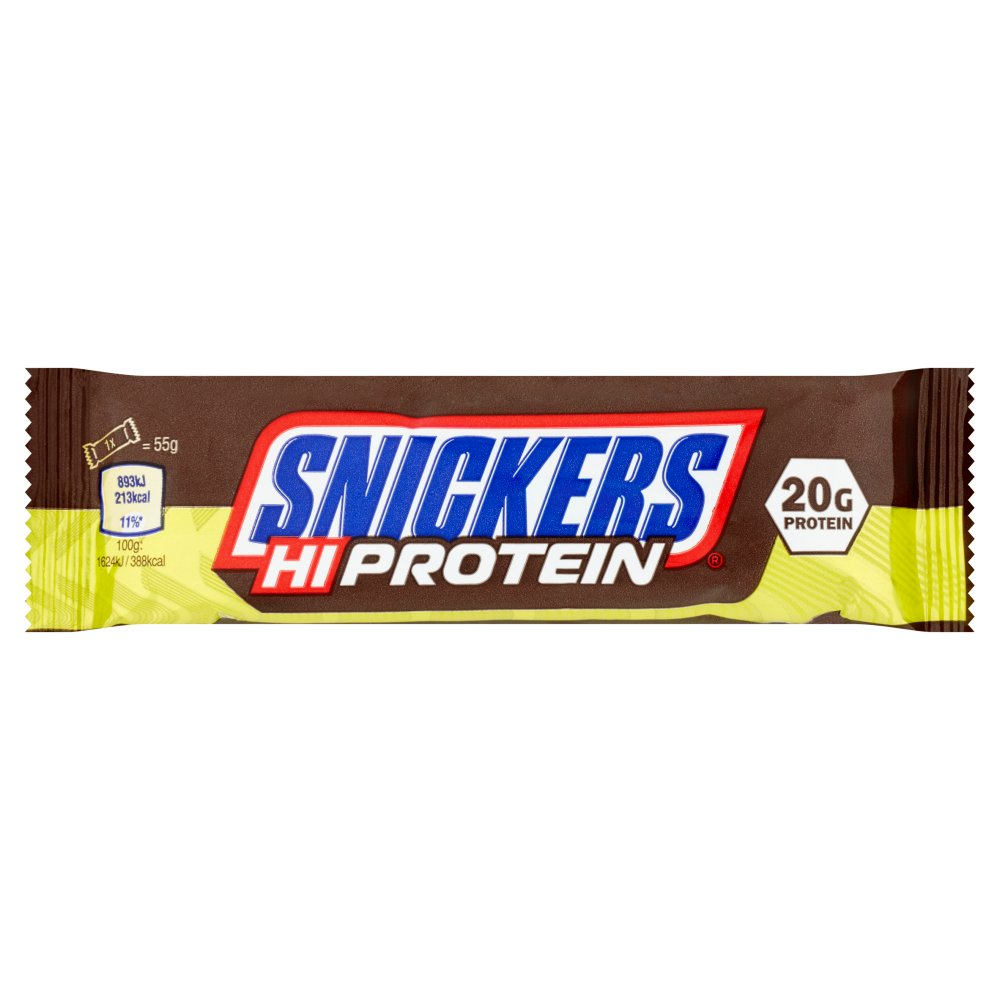 [5060402908248] Snickers HI protein Bar-55G