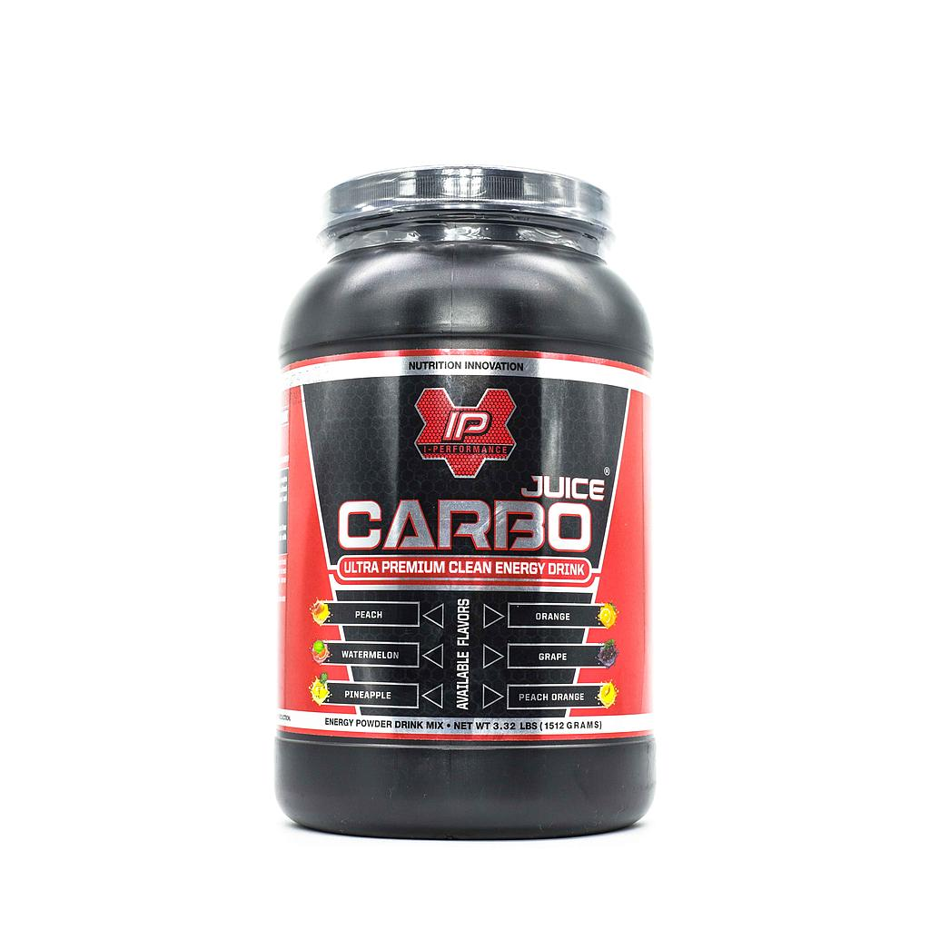 [6224009732395] I-Performance Juice Carbo-48Serv.-1512G.-Peach