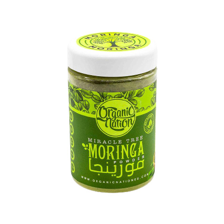 [6222023700123] Organic Nation Miracle Tree Moringa Powder-100G